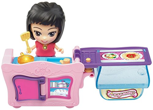 VTech Flipsies Clementine's Kitchen and Ice Cream Cart (Ice Cream Dress Up)