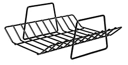Viking Culinary 3-Ply Stainless Steel Roasting Pan and Non-Stick Rack, 16 Inch by 13 Inch
