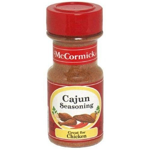 McCormick Cajun Seasoning - 25 lb. box, 1 per case