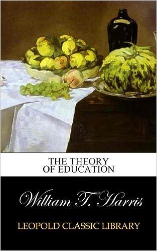 Laden Sie Epub-Bücher für Kobo herunter The Theory of Education in German PDF RTF