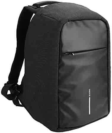 Fdit Fashionable Anti-Theft Backpack Laptop Backpack Computer Leisure Bag  for Outdoor Sports Equipment a2ab5c0a8a0da