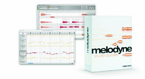 Celemony Melodyne Studio Bundle (Melodyne Audio Midi)
