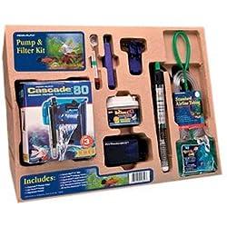 Penn-plax Fish & Aquatic Supplies Cascade 10 Gallon Filter And Pump Starter Kit