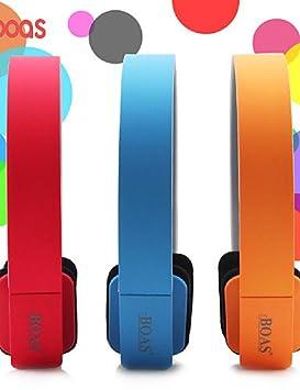 ZCYAn ZCYAn estudio boas EarPods auricular Bluetooth estéreo ...