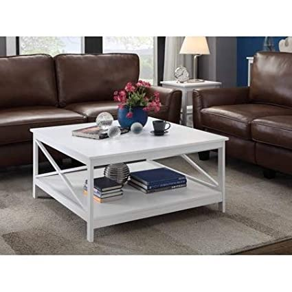 Amazon.com: Cofee Table Center Tables for Living Room Wood ...