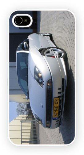 Fiat Coup Silver, iPhone 5 5S, Etui de téléphone mobile - encre brillant impression