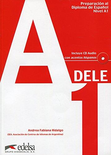 Preparacion DELE. A1. Libro + CD - Ed. 2010 COLOR (Spanish Edition) (A1 Colour)