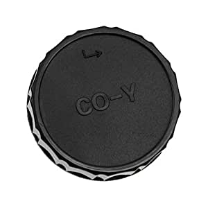 Tapa trasera para objetivos Fotodiox para Contax/Yashica