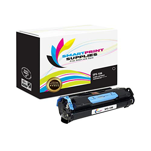 Smart Print Supplies Compatible 106 0264B001AA Black Toner Cartridge Replacement for Canon ImageClass MF6500 MF6530 MF6531 MF6580, LaserBase MF6540PL MF6550PL Printers (5,000 Pages)