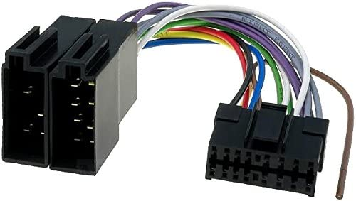 Pioneer Deh Iso Autoradio Adapter Kabel Stecker Din Iso Elektronik