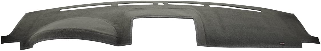 Covercraft DashMat 91718-00-76 UltiMat Dashboard Cover for Chevrolet and GMC - (Smoke)