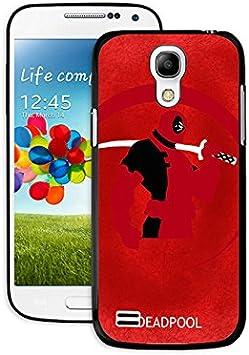 Vivid Funda Samsung Galaxy S4 Mini case caso, Deadpool case caso for Galaxy S4 Mini(I9500) Shock Resistance case caso Cover for Girl case caso for Funda Samsung S4 Mini: Amazon.es: Electrónica