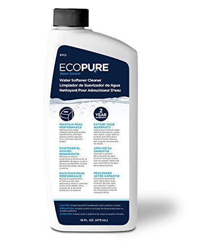 Ecopure EPHS - Water Conditioner - Whole Home Water Softener & Filter System in One - NSF Certified - Built in USA - No Filters to Replace, Ever