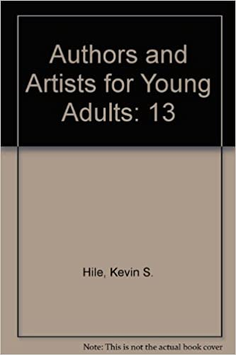 Authors And Artists For Young Adults Vol 13 Kevin Hile