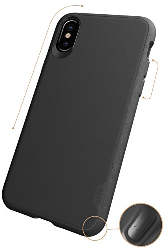 "Silk Galaxy S9 and S9 Plus Wallet Case – Q CARD CASE [Slim Protective Kickstand CM4 Grip Cover] – ""Wallet Slayer Vol.2"" – Black Onyx"