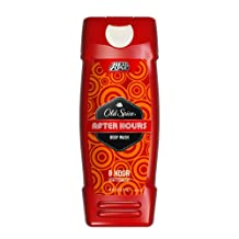 Old Spice Body Wash Red Zone, After Hours, 16-Ounce Bottle (Pack of 3)