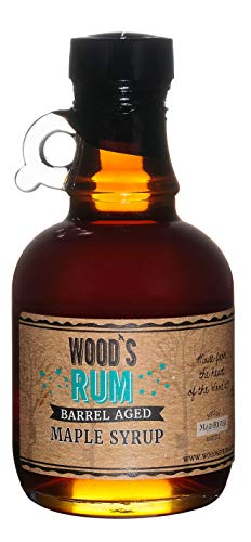 Woods Vermont, Maple Syrup Rum Barrel Aged, 8.45 ()