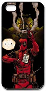 Hulk And Deadpool iPhone 6 (4.7 inch) Case Cover Anime/Comics Series iPhone 6 (4.7 inch) Case
