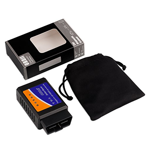 kungfuren OBD2 Scanner, [2018 NEW] Code Reader Car diagnostic Tool Compatible With IOS, Android & Windows Devices Connects Via WiFi For Cars by kungfuren (Image #8)