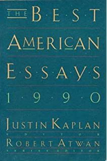 the best american essays tracy kidder amazon the best american essays 1990