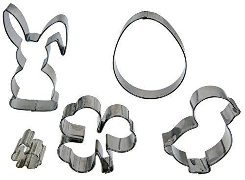Eco Haus Living Premium Biscuit Cutter Tools - Stainless Ste