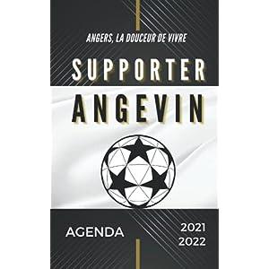 Agenda 2021 - 2022 Supporter Angevin, Angers la douceur de vivre: Football Sport | Scolaire Collège Lycée Étudiant… 2