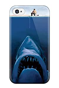 lintao diy Hot Blue Funnys First Grade Tpu Phone Case For Iphone 4/4s Case Cover