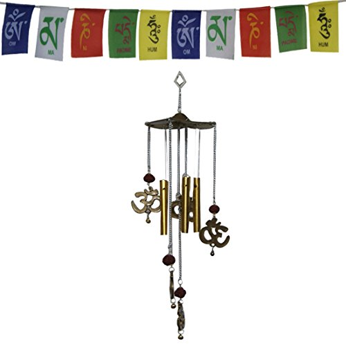 8 crystal wind chime - 6