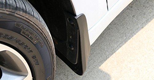 MOERTIFEI Car Mudguard Fender Mud Flaps Splash Guards Kit fit for Hyundai Elantra 2011-2016 12 13 14 15