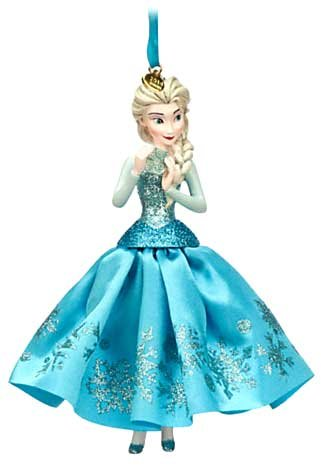 Disneys Frozen Elsa Sketchbook Ornament
