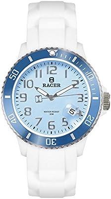Relojes racer white elegance series we31