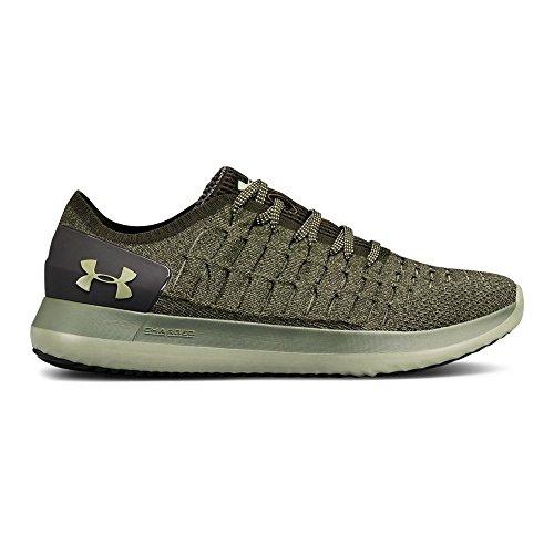 Adidas Under Armour - Under Armour Men's Slingride 2 Sneaker, 301/Artillery Green, 10