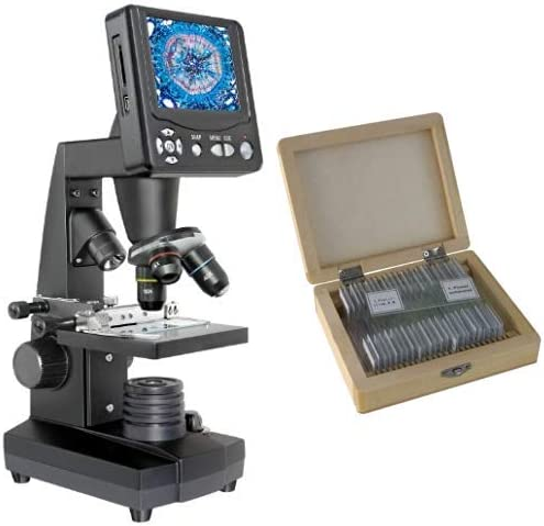 Bresser Durchlicht Und Auflicht Lcd Mikroskop 5 Kamera