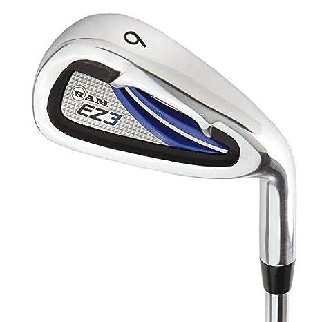 Amazon.com: Ram Golf EZ3 - Juego de plancha para hombre de ...