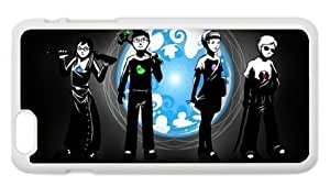 BUTUKU Homestuck custom Apple Iphone 6 plus Case Cover Hard Protective Plastic Fitted Case 5.5 inch Kimberly Kurzendoerfer