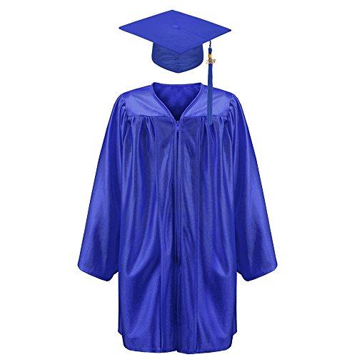 Annhiengrad Unisex Shiny Kindergarten Graduation
