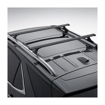 Amazon Com 2018 Chevrolet Equinox Roof Rack Cross Rails