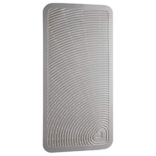 41fjimh ptL - Munchkin Soft Spot Cushioned Bath Mat, Grey