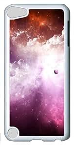 Nebula Custom iPod Touch 5 Case Cover ¨C Polycarbonate ¨C White