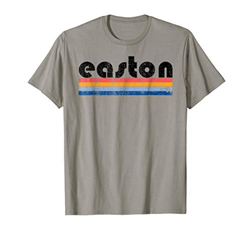 Vintage 80s Style Easton MD T-Shirt