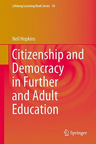 Citizenship and Democracy in Further and Adult Education (Lifelong Learning Book Series)