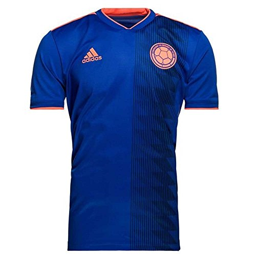 (adidas Colombia Away Kids Jersey 2018/2019 - S / 140cm)