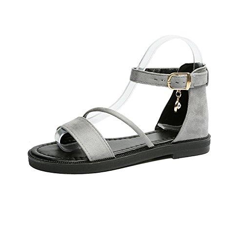 fan4zame Frauen Stöckelschuh Fashion Sandalen Schuhe beständig slipers Cool angenehm atmungsaktiv Sandalen