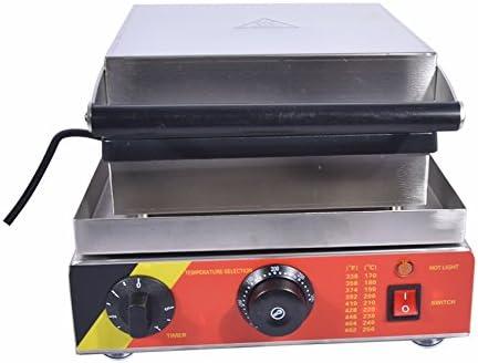 cgoldenwall np-502 commerciële en Lolly wafelautomaat 4 schijven snijden kerstboom wafelijzer machine elektrische grenen cake baker huishouden wafelijzer fornuis - 220V