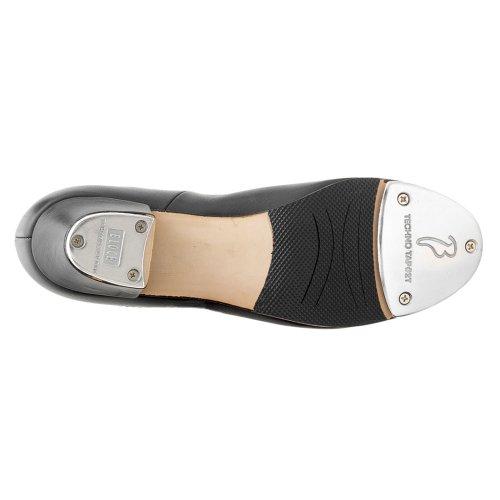 Chaussures de claquette talons 3,8cm Bloch 323 Showtapper - Noir - Taille 35