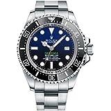 NEW Rolex Sea Dweller DeepSea Stainless Steel Mens watch 116660 DBL