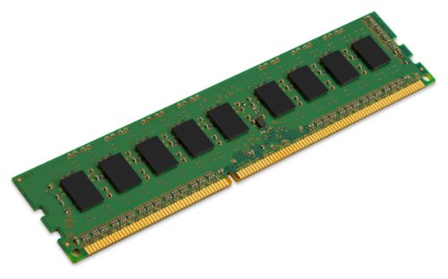 Kingston Technology 8GB (1x8 GB) 1333MHz DDR3 PC3-12800 240-Pin ECC DIMM Memory for Select Dell Servers & Workstations KTD-PE313E/8G