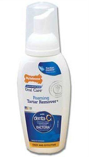 Nylabone Advanced Oral Care 4 oz Dog Foaming Tartar Remover