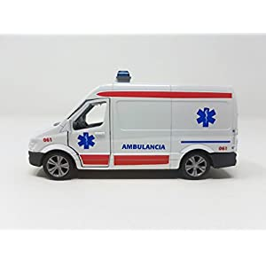 PLAYJOCS AMBULANCIA GT-2308 1