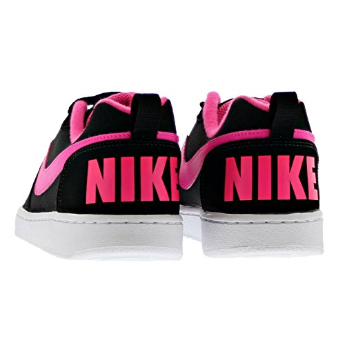 Nike Basket Donna Black Low gs Borough Court Scarpe Da gwRpqrYgx
